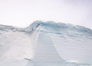 Antarctica Iceberg Icing