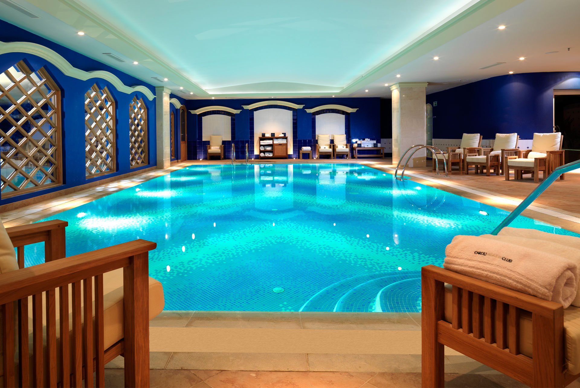 Hotel En Valencia Con Piscina Caroli Health Club Wellness Is Personal
