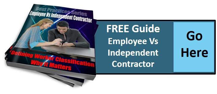 Carolina Accounting CTA Employee Vs Independent Contractor