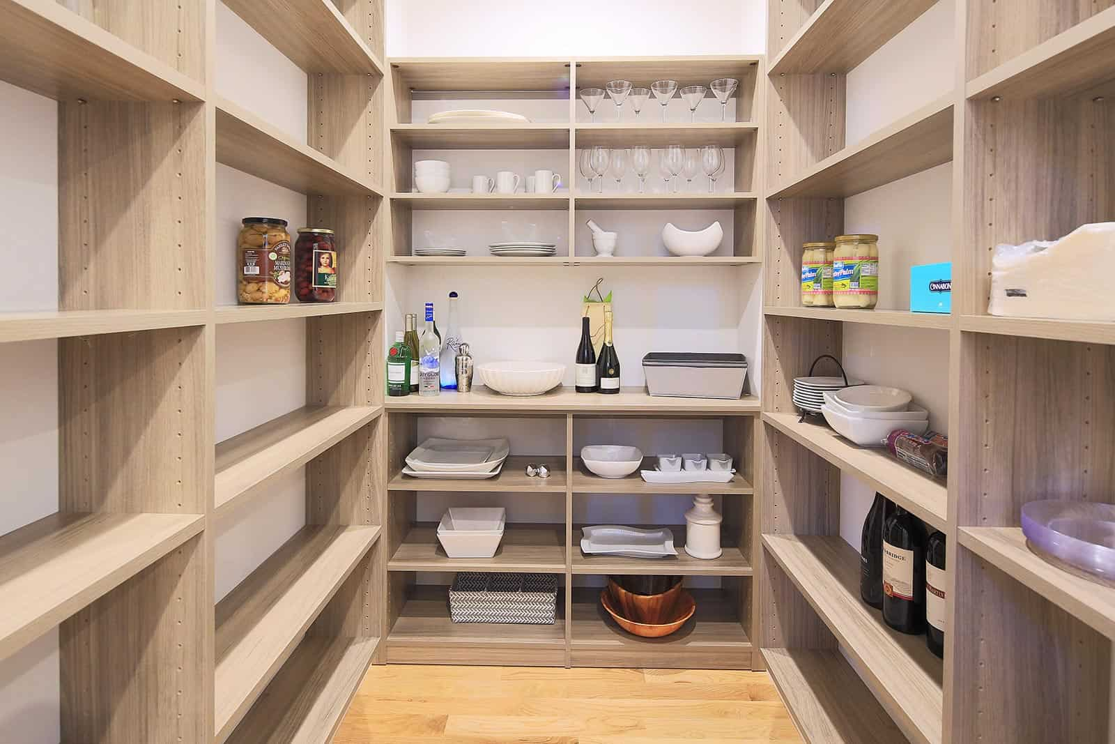 Storage Solutions Pantry Storage Solutions Carolina Closets Custom Closets