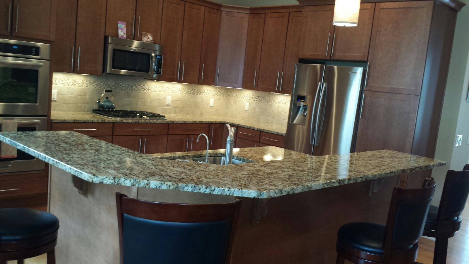 Granite Countertops Cincinnati Ohio Custom Kitchen Countertops Quartz Granite And Marble