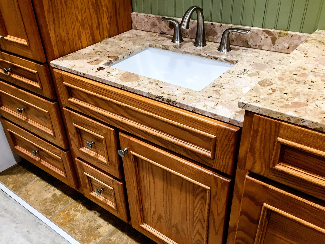 Granite Countertops Cincinnati Ohio Bathroom Countertop Installation Cincinnati Oh Carolina
