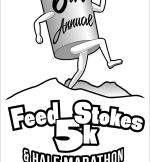 Feed Stokes Half Marathon and 5k