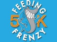 Feeding Frenzy 5k April 11 2015 Kannapolis NC