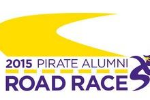 Pirate Alumni 5k Road Race April 11 2015 Greenville NC