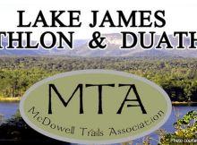 Lake James Triathlon