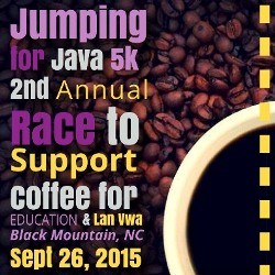 Jumpin for Java 5k
