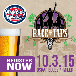 Race to the Taps Oskar Blues