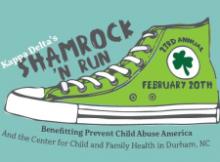 Shamrock N Run 5k Chapel Hill
