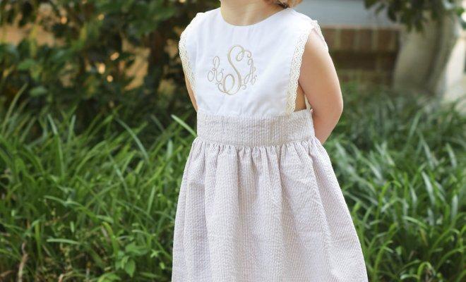 Smockingbird Summer Dress