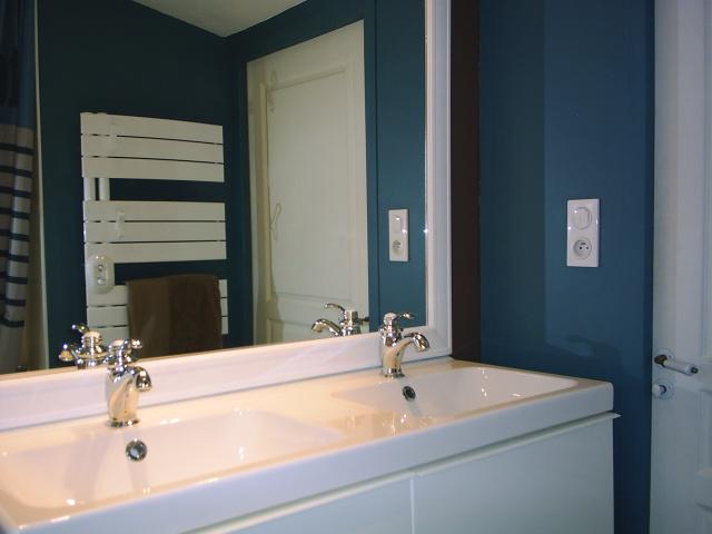 Rénovation d\u0027une salle de bains et de toilettes Caroline Fabreguette