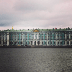 Hermitage -- St. Petersburg, Russia