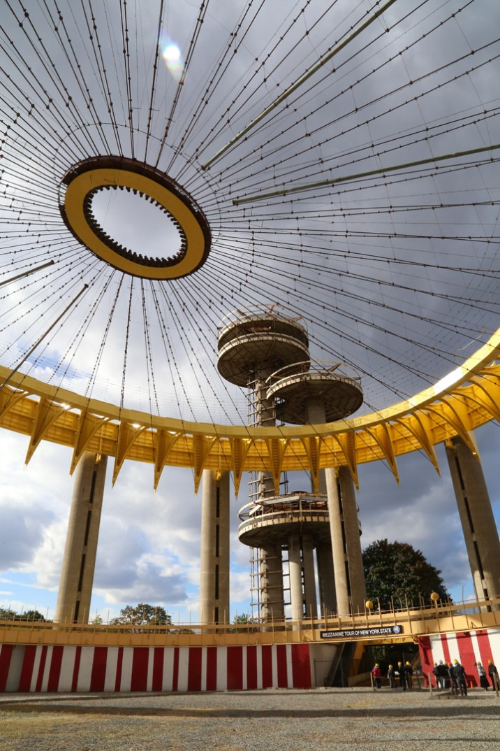 New York State Pavilion: Queens, NY