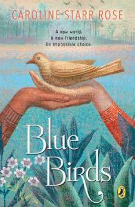blue birds paperback cover