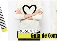 Pedidos na Rosewe / Guia de Compras
