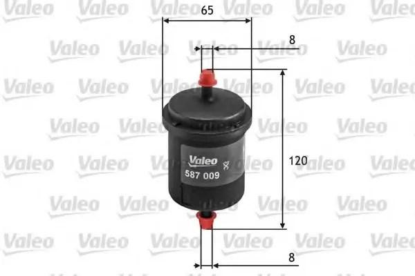 Fuel Filter - FIAT UNO (146 A/E) - Parts