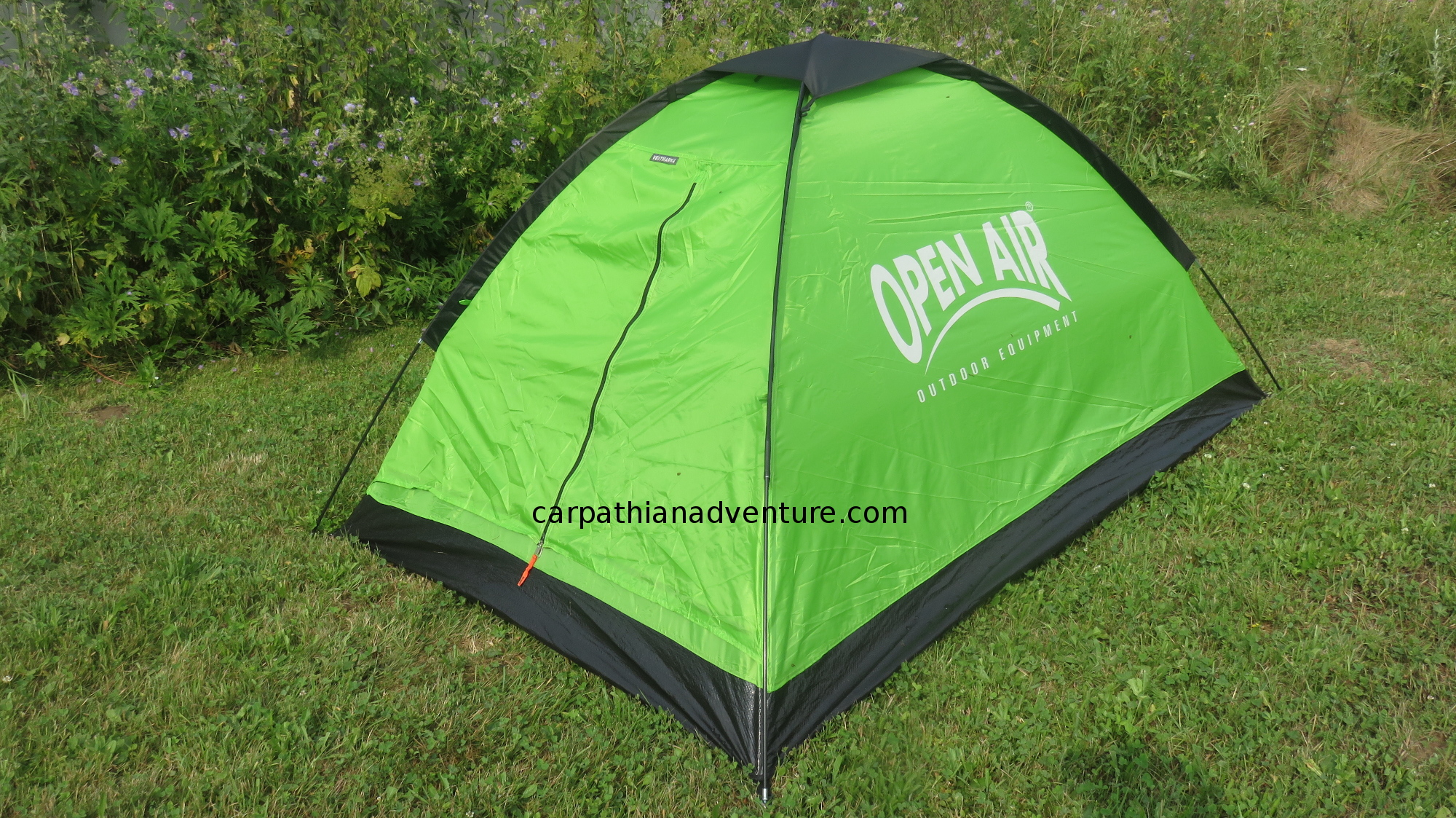 Jysk Tent Open Air Vestmarka Tent Review Carpathian Adventure