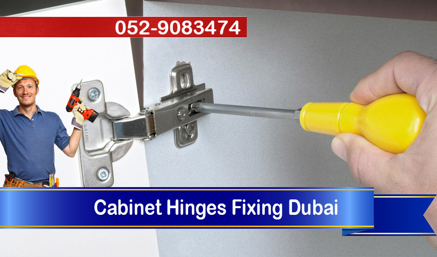 Cabinet Hinges Fixing