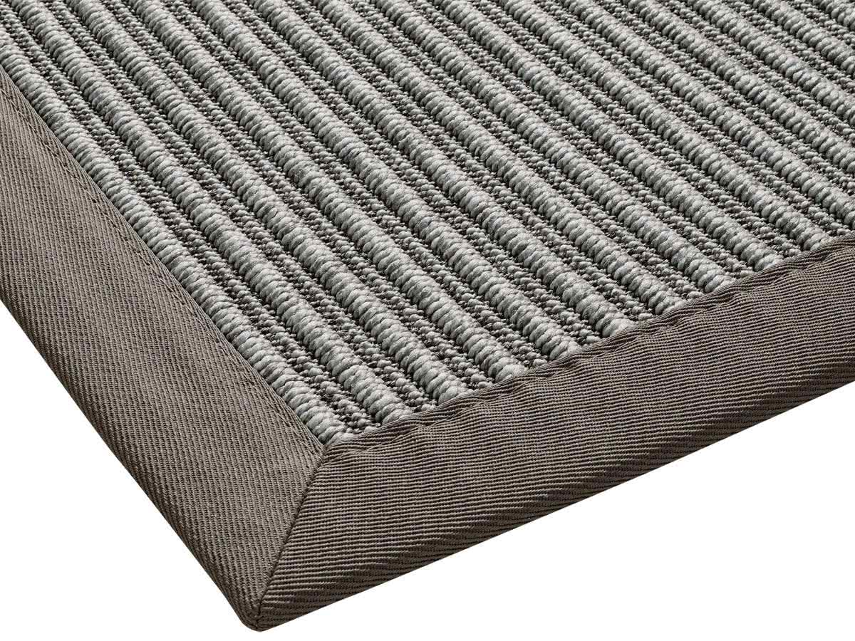 Out Door Teppiche Outdoor Teppich Naturino Tweed Grau