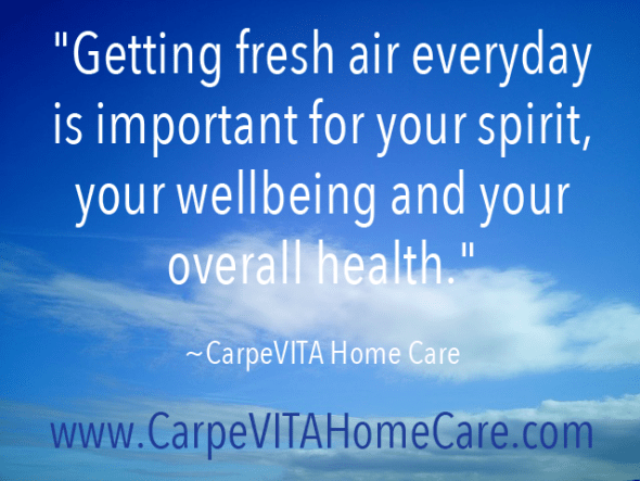 Fresh Air Quote Image