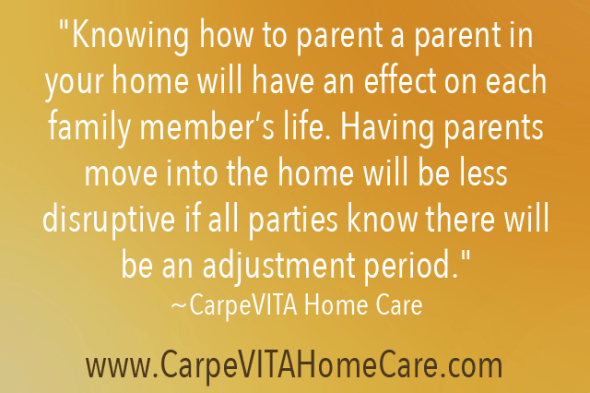 Parent a Parent Adjustment Period Quote Image