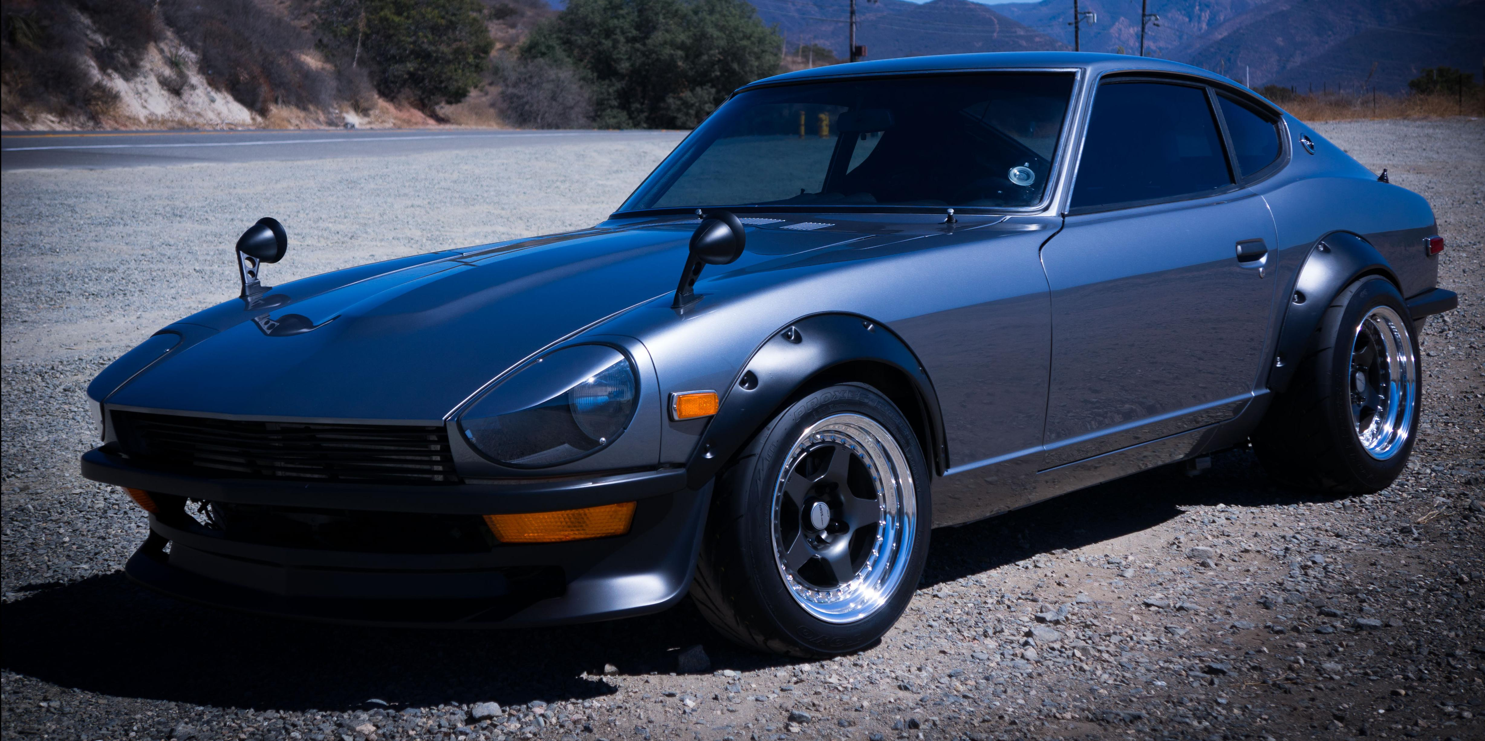 datsun 260z manual download
