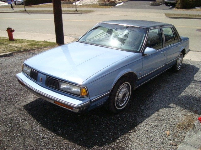 MBdieselFreak 1989 Oldsmobile 88 Specs, Photos, Modification Info at