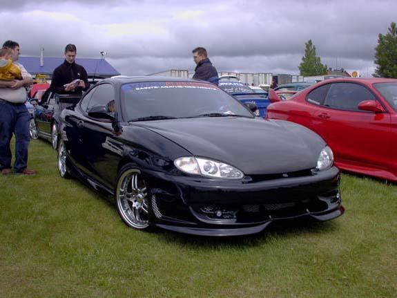 pascoile 1998 Hyundai Tiburon Specs, Photos, Modification Info at