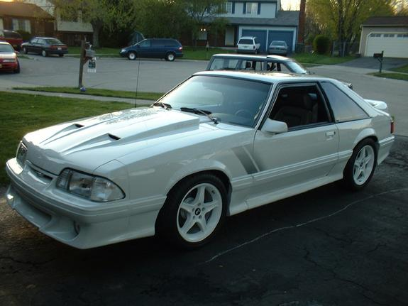 ZMANSMUSTANG 1989 Ford Mustang Specs, Photos, Modification Info at