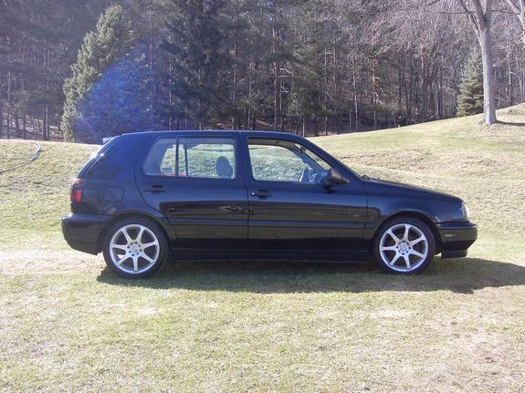 Car Player Golfer887 1995 Volkswagen Golf Specs, Photos, Modification