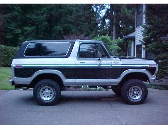 mudman4 1979 Ford Bronco Specs, Photos, Modification Info at CarDomain