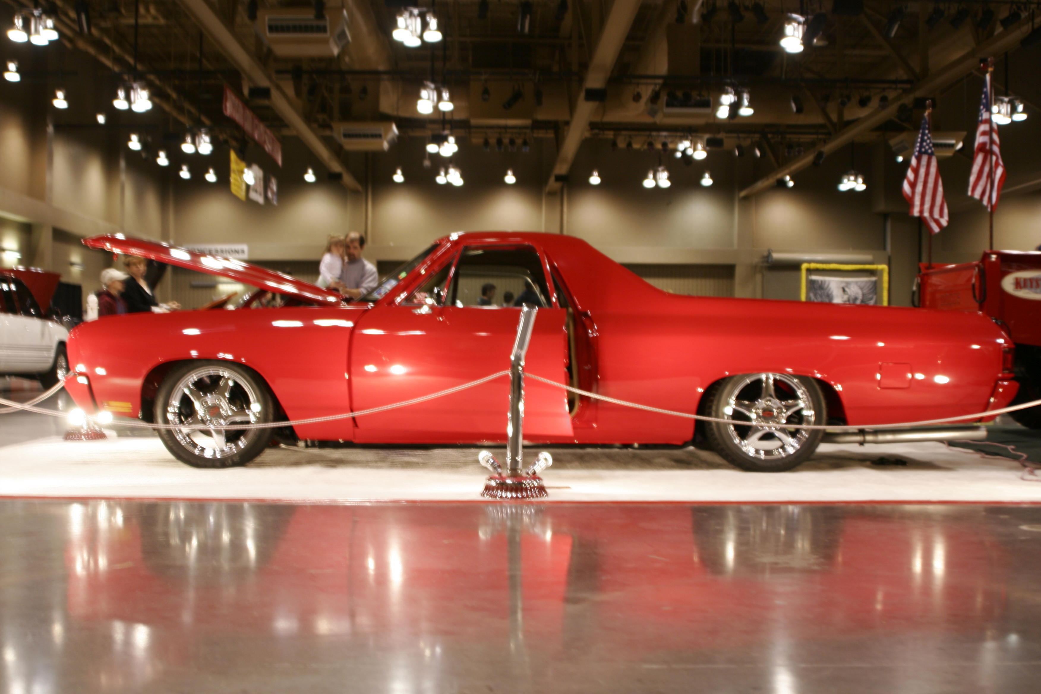 1970 El Camino Led Tail Lights Allredss 1970 Chevrolet El Camino Specs Photos Modification Info