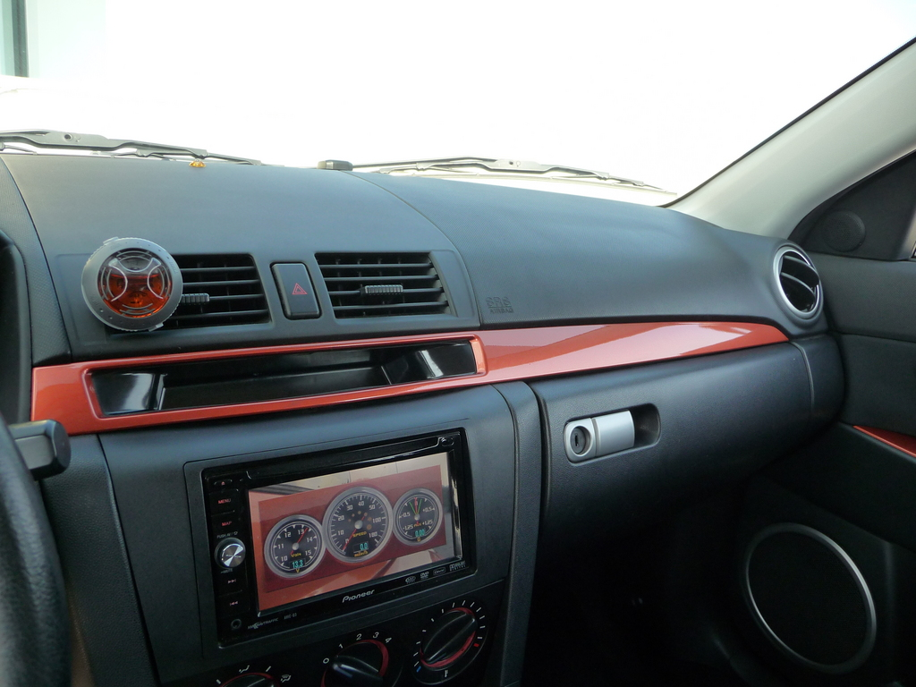 Ddm 1 Interieur Show Us Your Custom Interior Paint Jobs Page 6 Mazda3