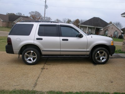rama1200's 2004 Ford Explorer in Jackson, MS