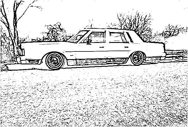 lincoln town car lowrider
