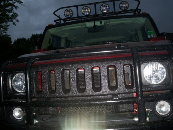 fufuh2 2003 Hummer H2 Specs, Photos, Modification Info at CarDomain