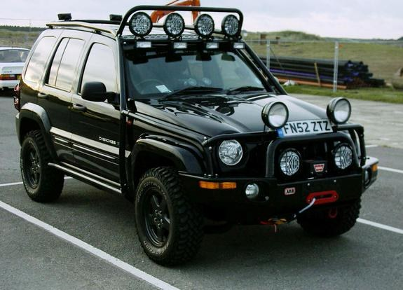 Lost Jeeps O View Topic Exo Roll Cage
