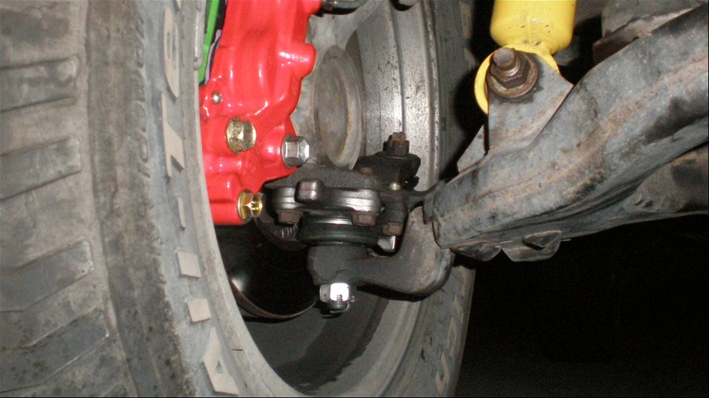 You should replace your ball joints - Toyota 4Runner Forum