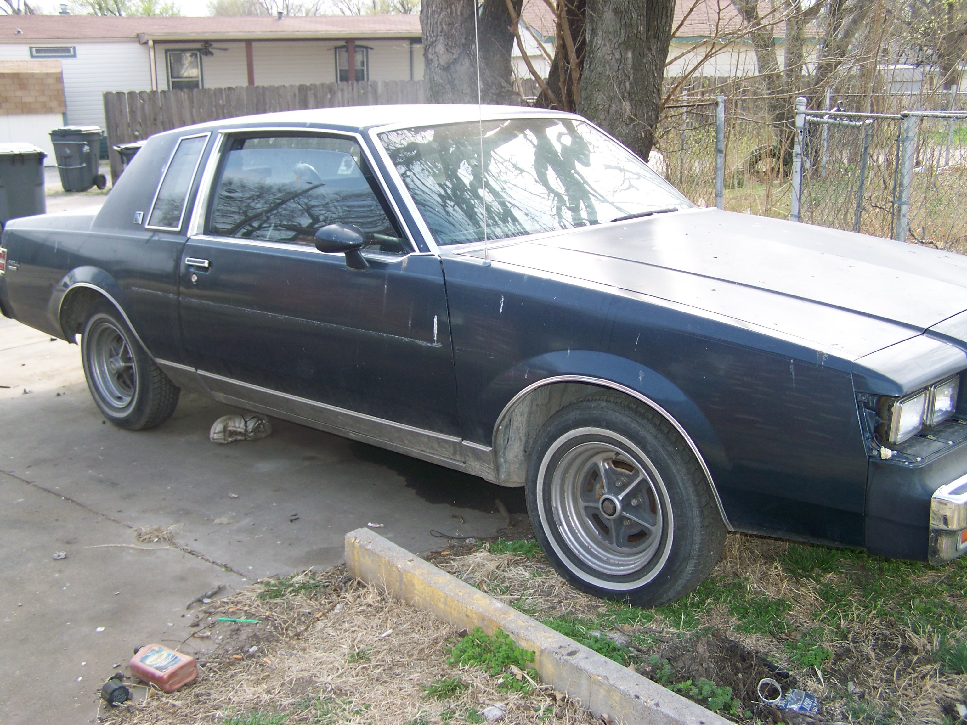 Glasregal Platte Daddysgirl316 1987 Buick Regal Specs Photos Modification Info At