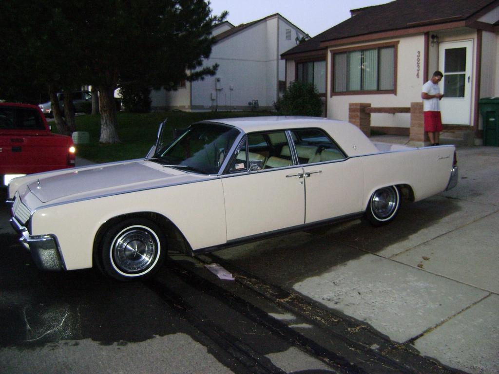 Clsmooth44 1961 Lincoln Continental Specs Photos Auto Electrical Images Of Wiring Diagram