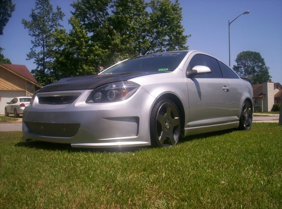TwztdSS 2006 Chevrolet CobaltSS Supercharged Coupe 2D Specs, Photos