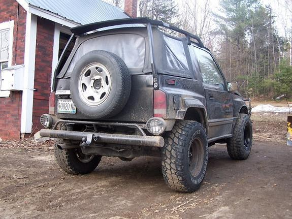 K Podski 1992 Geo Tracker Specs Photos Modification Info