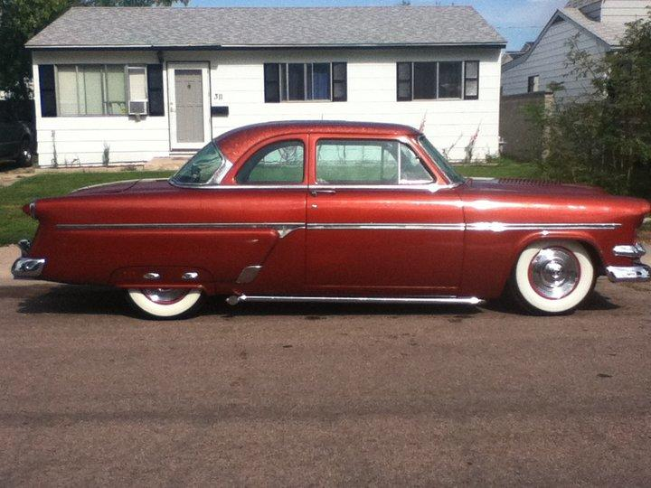 102310 1954 Ford Coupe Specs, Photos, Modification Info at CarDomain