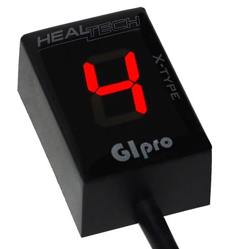 HealTech Gear Indicator GIPRO-X-RDC