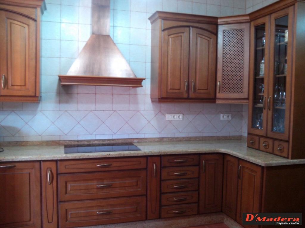 Tiradores Muebles Cocina Rusticos | Foto Modelo Muebles Cocina ...