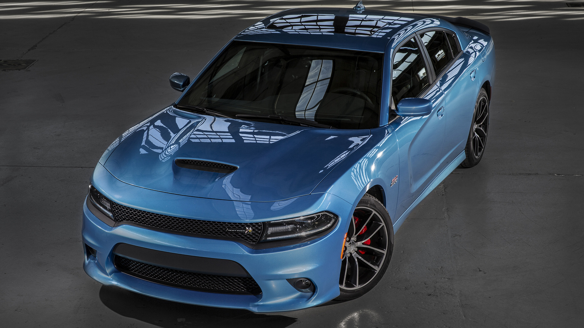 Car Jeep Dodge Charger R/t Scat Pack (2015) Wallpapers And Hd