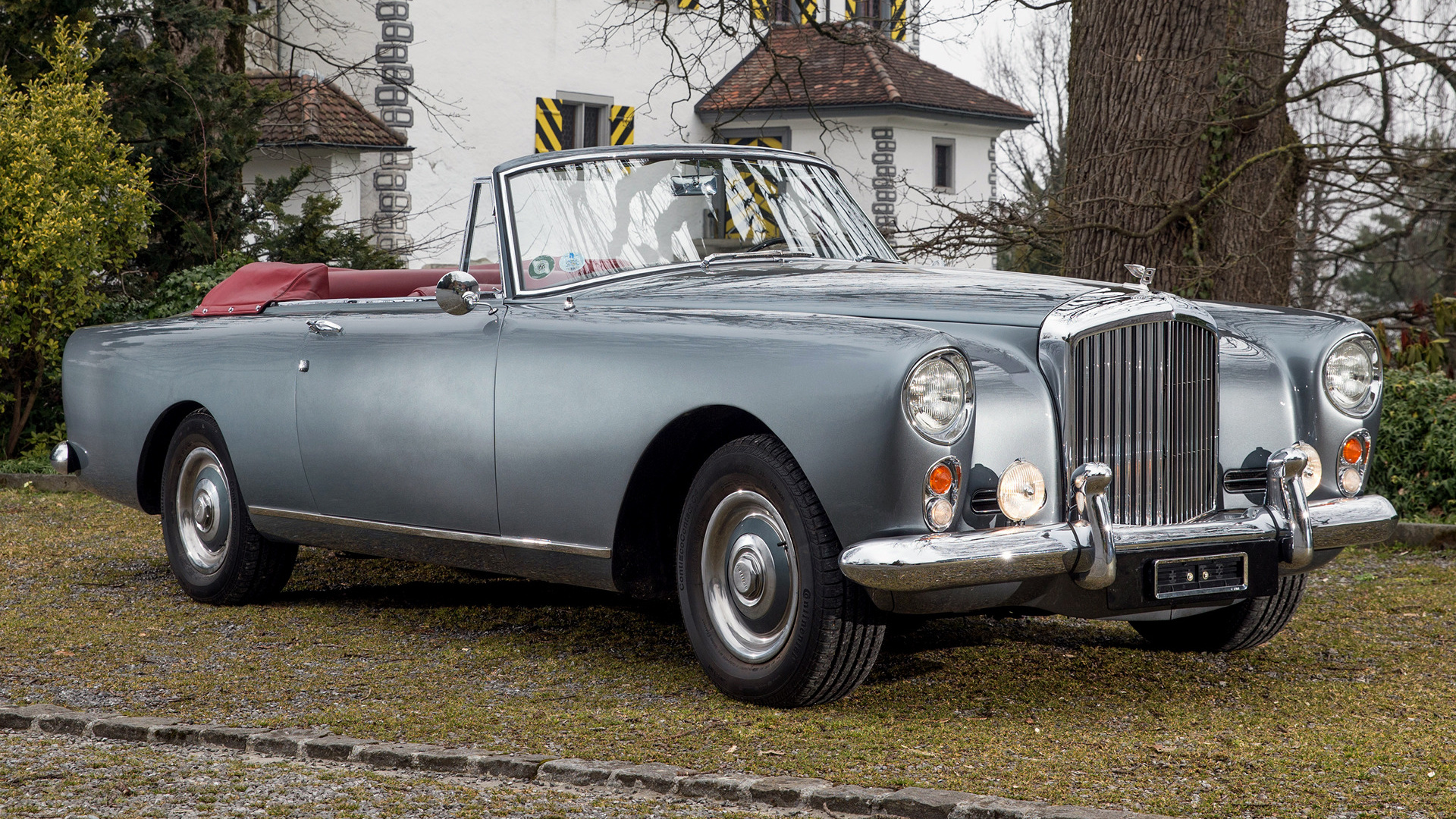 S2 Car Parking 1959 Bentley S2 Continental Drophead Coupe By Park Ward