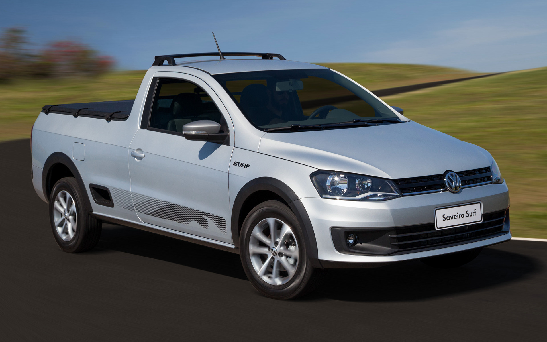 Cor Ton 2015 Volkswagen Saveiro Cs Surf - Wallpapers And Hd Images