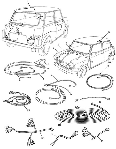 wiring diagram for 2003 mini cooper s