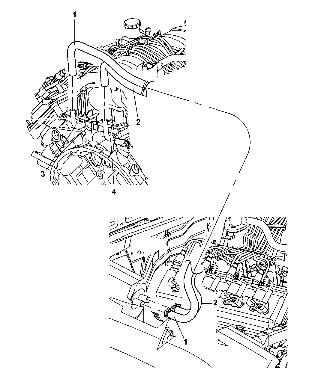 Jeep Grand Cherokee Heater Diagram